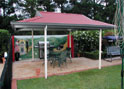 The Entertainer Dutch Gable Carport