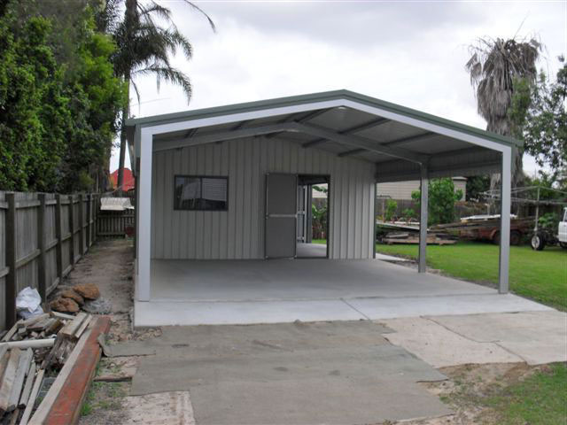 Carport gallery shed master sheds adelaide for Garages and carports