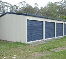 Multiple Garage