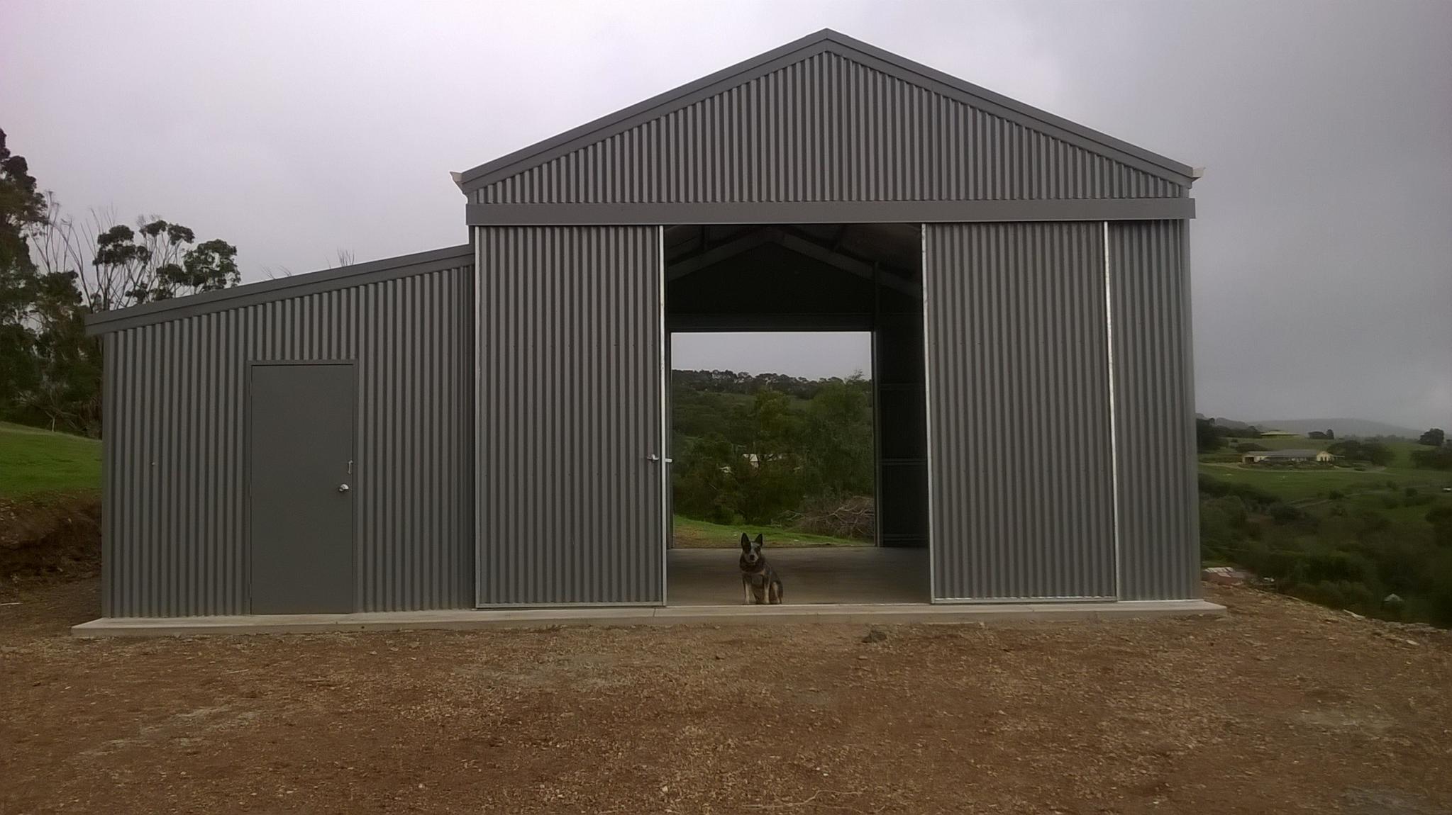 Custom Shed McLaren Vale