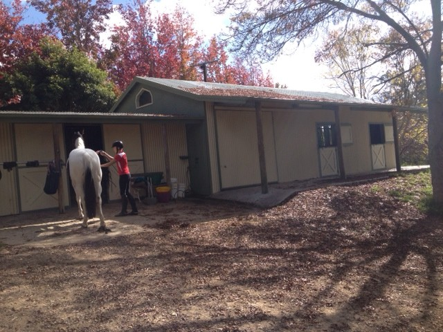 Custom Horse Stable, Beautiful Hahndorf