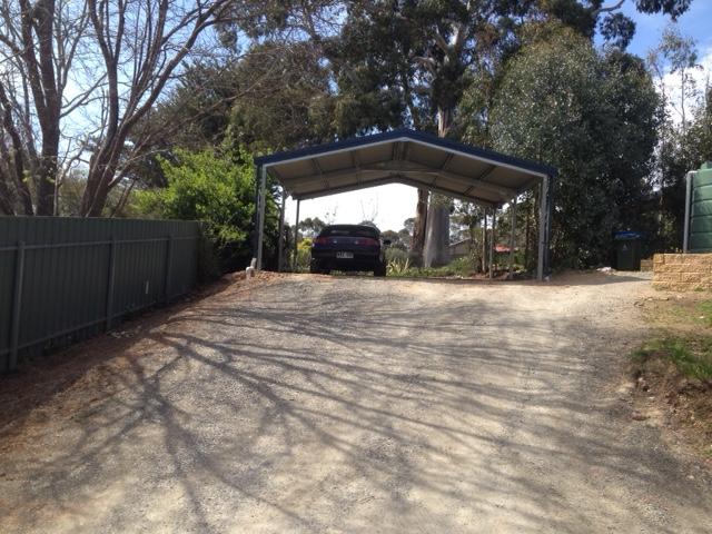 Adelaide Carport Balhannah