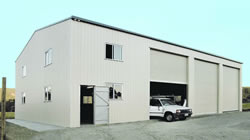 Industrial Commercial Sheds