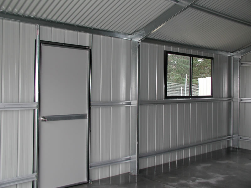 Optional Extras Shed Master Sheds Adelaide