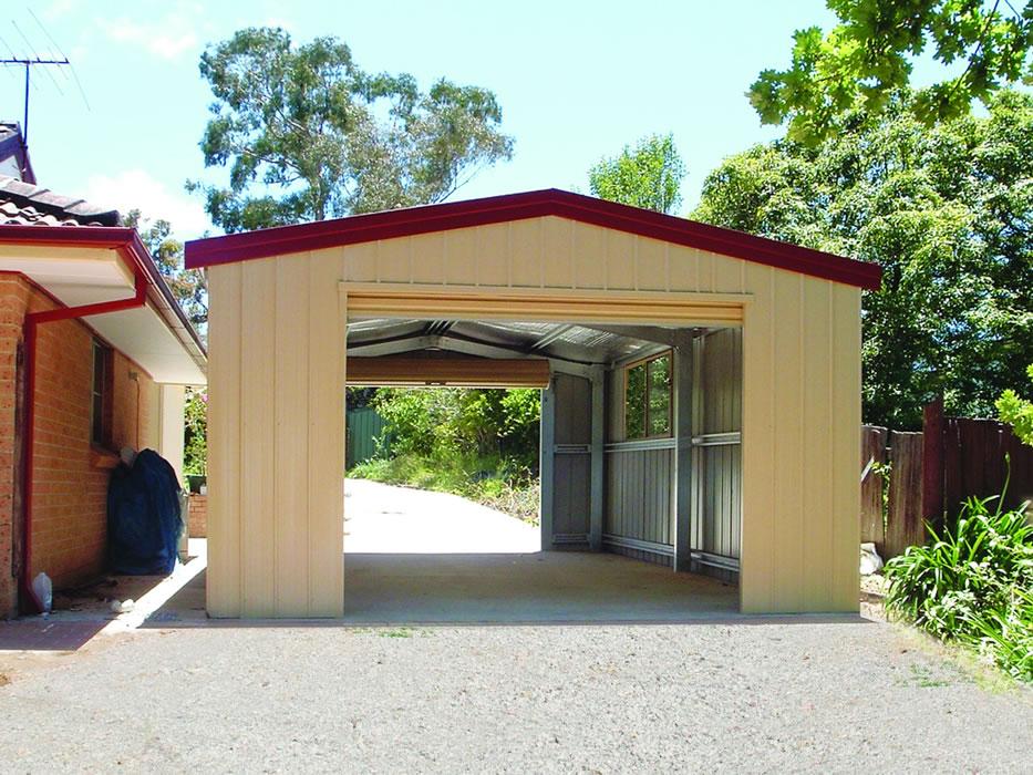 Garage Gallery Shed Master Sheds Adelaide