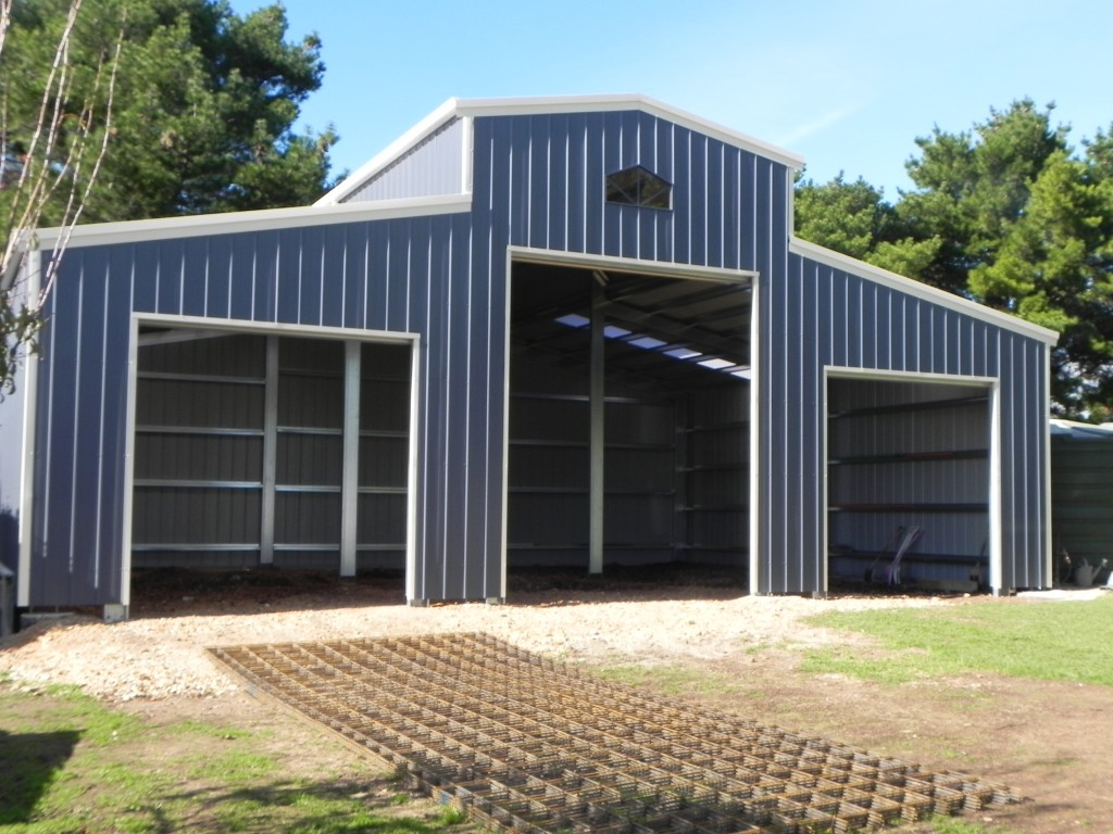 Shed ShedMaster Custom Solutions Adelaide Hills - One Tree Hill - Playford