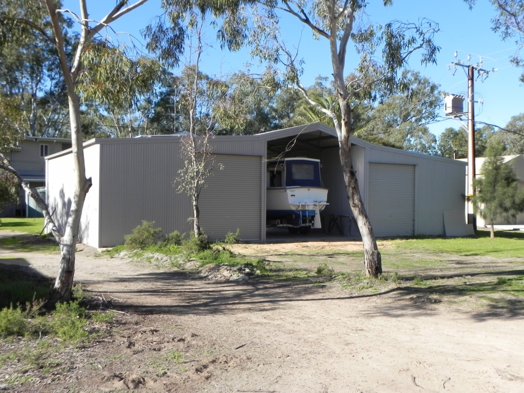 Shed ShedMaster Custom Solutions Adelaide Hills - Younghusband - Mannum