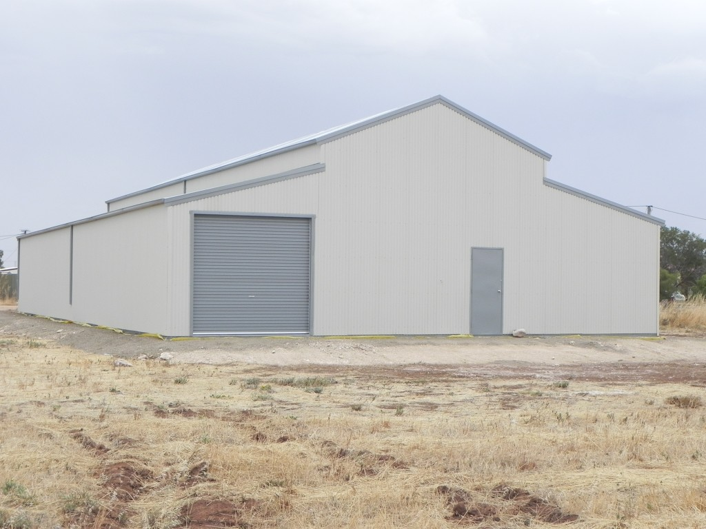 Shed ShedMaster Custom Solutions Adelaide Hills - Tailem Bend - Murray River